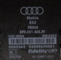Adapter Nokia Audi E50